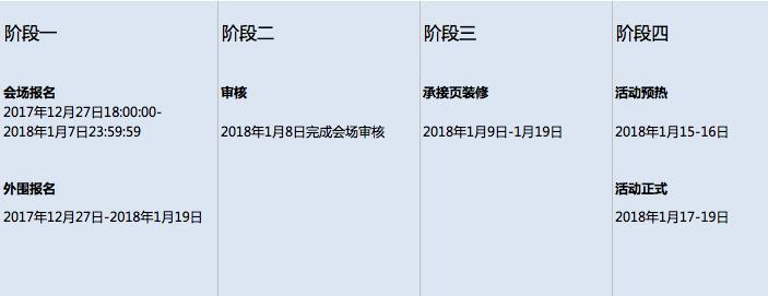 2018淘宝年货节年味新番报名进行中!——淘宝活